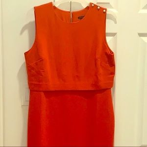 Ann Taylor brand new with tags dress red